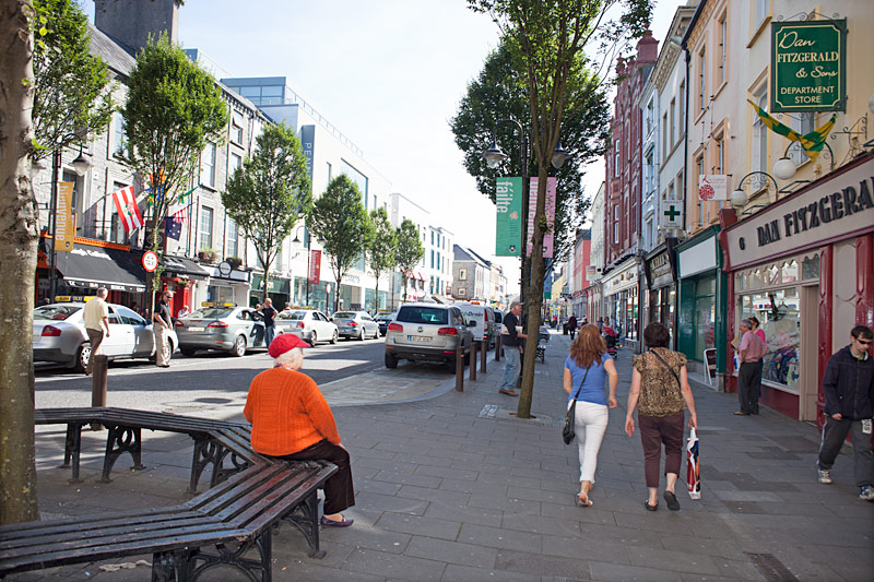 Tralee Town Centre Works