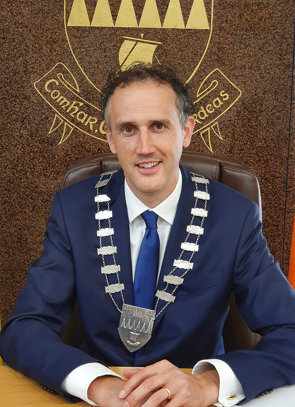 Connor-Scarteen, Patrick (Cathaoirleach of Kerry County Council)